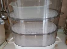 Phillips Food Steamer in almost Brand New Condition