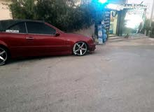 For sale Mercedes Benz CLK car in Amman