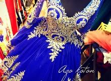 فستان للبيع تصميم تركي