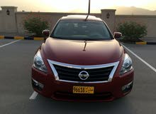 For sale 2013 Maroon Altima