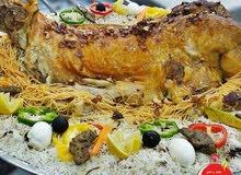 طبخات جاهزة بوفيهات مفتوحة وتنسيق حفلات خارجية