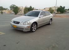 Silver Lexus GS 2001 for sale