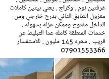 1 rooms 2 bathrooms Villa for sale in BaghdadSaidiya