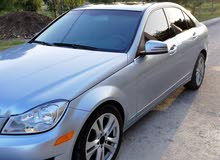 Mercedes C250 2013 fully loaded