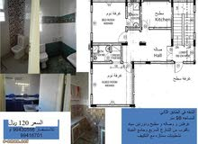 98 sqm  apartment for rent in Seeb
