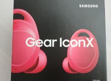 New samsung gear iconx pink   internal memory 4g