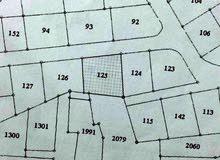 عمان-الجبيهه--ارض (سكن أ) للبيع 1254م