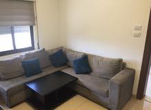شقة راقية جدا بمنطقة الرابية للايجار اليومي او الاسبوعي او الشهري مساحتها110متر مربع، الطابق الاول