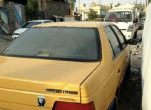 Gasoline Fuel/Power   Peugeot 405 2012