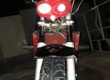 Suzuki motorbike made in 1995