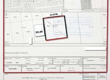 للبيع ارض سكني تجاري في عجمان