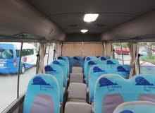 كروستر للايجار 24 راكب مكيف