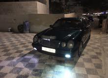 Mercedes Benz E 200 1998 for sale in Amman