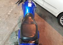 Used Suzuki motorbike made in 2016 for sale
