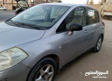 For sale 2008 Silver Tiida