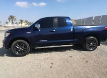 For sale 2012 Blue Tundra