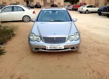 Used Mercedes Benz C 240 for sale in Al-Khums