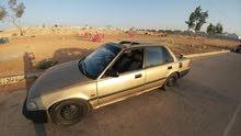 Honda Civic 1989 - هوندا سيفيك 1989