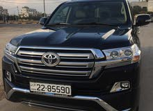 Used Toyota Land Cruiser in Amman