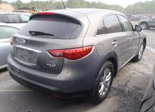 Available for sale! 50,000 - 59,999 km mileage Infiniti FX37 2013