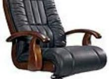 كرسي مدير متحرك دهر عالى هيدروليك جلد