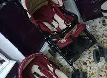 عربانه طفل وحماله وجنطه وشياله للبيع