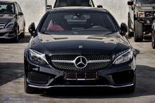 2018 Mercedes C180 Coupe