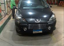بيجو 307 2007 للايجار