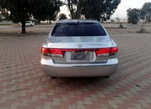 Gasoline Fuel/Power   Hyundai Azera 2007