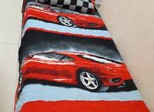 تخت او سرير مفرد بحاله جيدة جدا مع الفرشة