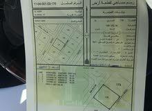 ارض للبيع 1061م في الجازر وسط البيوت قريبه من مستشفى الجازر