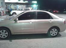 سيراتو 2009 للايجار بدون سائق للمدد والشركات