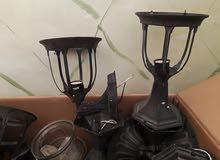 أدوات إضاءة خارجيه للمنازل