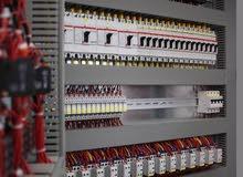 تجميع وصيانة لوحات التحكم الكهربائية والعدادات خبرة 12 سنة