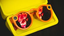 snapchat spectacles glasses Red color (NEW IN BOX)
