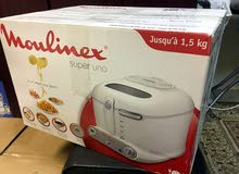 Deep fryer moulinex