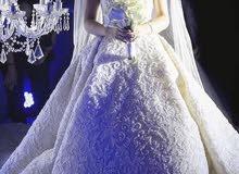 فستان زواج جميل جدا