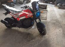 Used Honda motorbike available in Tripoli