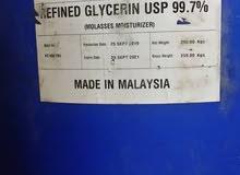 99.7% GLYCERIN جيلسرين نباتي