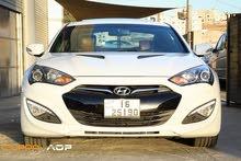 Used Hyundai Genesis Coupe 2013
