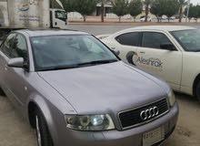 Audi A4 car for sale 2004 in Al Riyadh city