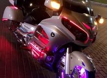 Honda motorbike made in 2012 for sale