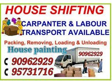 house shifting office shifting Villa shifting services