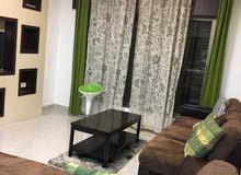 Abdoun neighborhood Amman city - 110 sqm apartment for rent