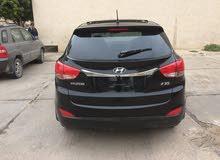 Black Hyundai Tucson 2011 for sale