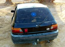 Toyota Starlet 1992 For sale - Black color