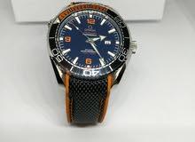 Omega Seamaster Automatic Luxury Watch ساعة اوميجا الدرجة الاولى