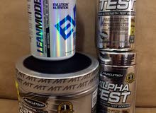creatine  & alpha test & leammode