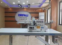 ماكينة خياطة حبكة ORFALI 5 خيط