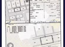 ارض صناعية في العامرات العتكية عرضية بواجهة 40 متر للبيع